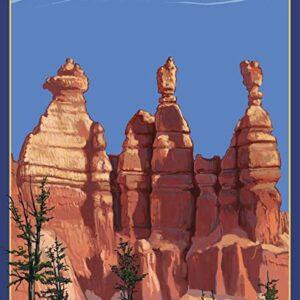 Bryce Canyon National Park Utah Summer Print