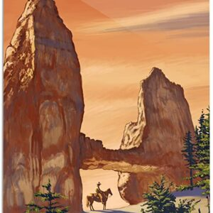 Bryce Canyon Tower Bridge Poster