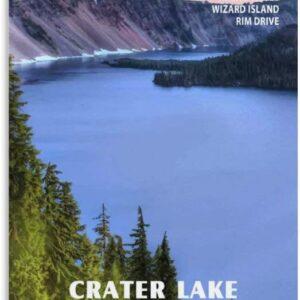 Crater Lake National Park Ranger Service Poster