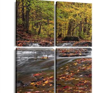 Cuyahoga Valley National Park 4 Piece Poster