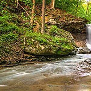 Cuyahoga Valley National Park Blue Hen Falls Poster