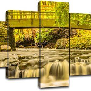 Cuyahoga Valley National Park Bridal Veil Falls Poster
