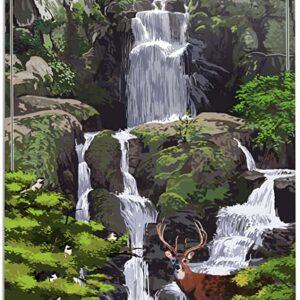 Cuyahoga Valley National Park Deer Poster