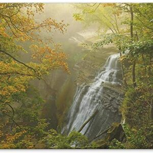 Cuyahoga Valley National Park Falls Iron Poster