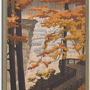 Cuyahoga Valley National Park Lithograph