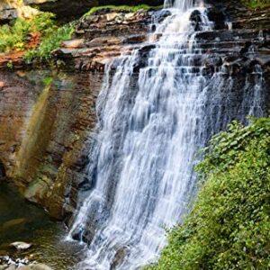 Cuyahoga Valley National Park Waterfall Art Print