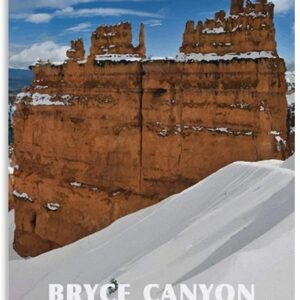 Department Of The Interior Bryce Canyon National Park Winter Print