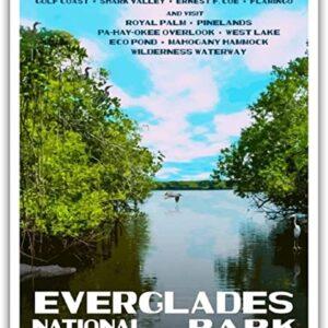 Everglades National Park Wall Decor