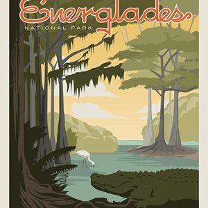 Florida Everglades National Park Art Print