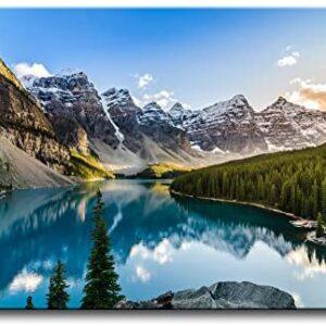 Glacier National Park Lake Print