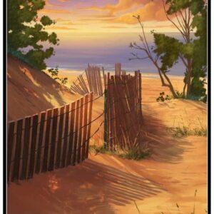 Indiana Dunes National Park Art Print