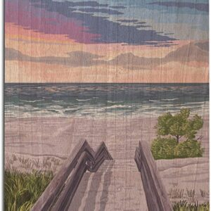 Indiana Dunes National Park Beach Poster