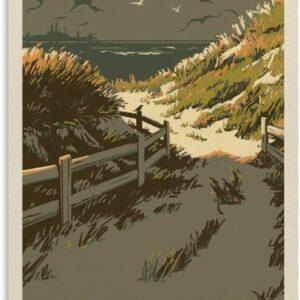 Indiana Dunes National Park Poster