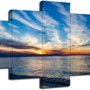 Indiana Dunes National Park Sunset Poster