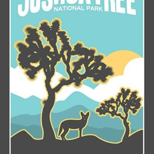 Joshua Tree National Park California Poster