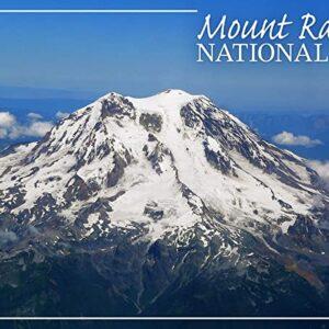 Mount Rainier National Park Wall Decor