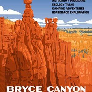 Ranger Service Bryce Canyon National Park Poster
