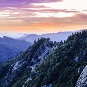 Sequoia National Park Moro Rock Print
