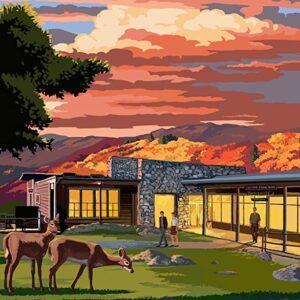 Shenandoah National Park Skyland Resort Poster
