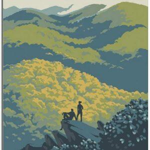 Shenandoah National Park Valley Print