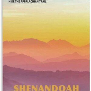 Shenandoah National Park Vintage Poster