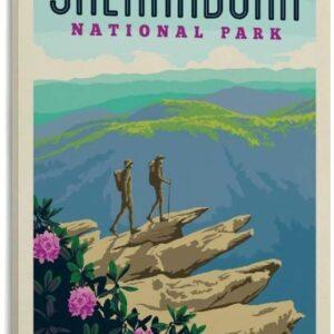 Shenandoah National Park Wall Poster