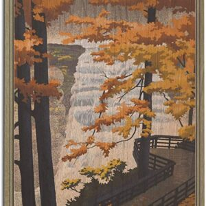 Vintage Cuyahoga Valley National Park Poster