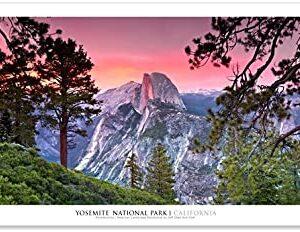Yosemite National Park Panoramic Print