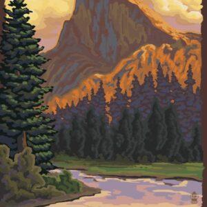 Yosemite National Park Print