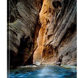 Zion National Park The Narrows Print