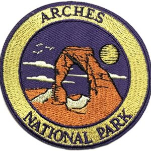 Arches National Park Embroidered Patch
