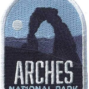 Arches National Park Iron On Patch