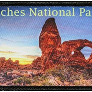 Arches National Park Utah Patch