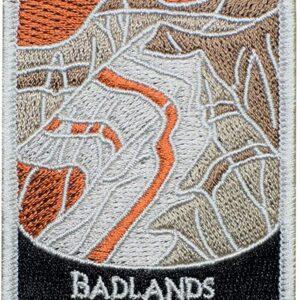 Badlands National Park Patch