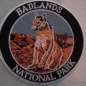 Badlands National Park South Dakota Patch