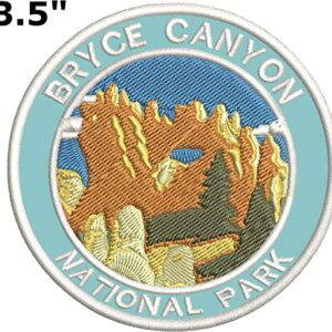 Bryce Canyon Embroidered Patch