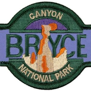 Bryce Canyon National Park Utah Patch