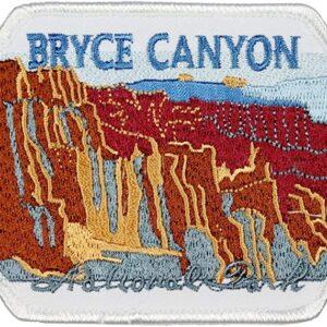 Bryce Canyon Utah Patch
