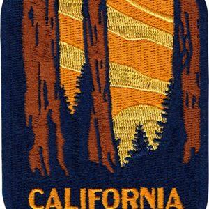 California Sequioa National Park Patch