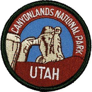 Canyonlands National Park Utah Patch