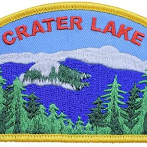Crater Lake Patch
