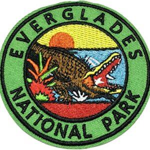 Everglades National Park Alligator Patch