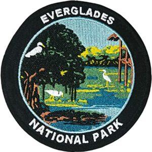 Everglades National Park Florida Patch