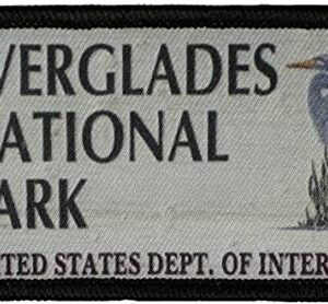 Everglades National Park Iron On Patch
