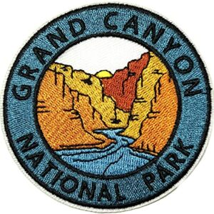 Grand Canyon National Park 3 Inch Patch