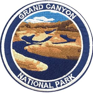 Grand Canyon National Park Embroidered Patch