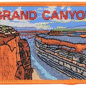 Grand Canyon National Park Iron On Patch