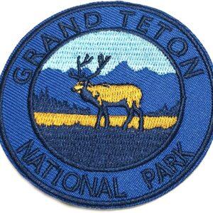 Grand Teton National Park Elk Patch