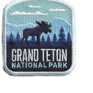Grand Teton National Park Patch