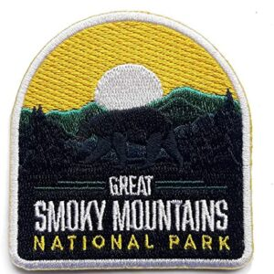Great Smoky Mountains National Park Sunrise Patch